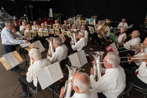 Concerts des sociétés vétérans
