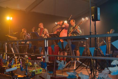Concert des Alpin Vagabunden